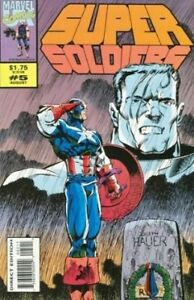 Supersoldiers (1993) #5 of 8