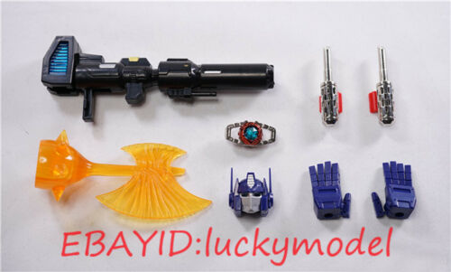 Transformation Toys Optimus Prime Upgrade Accessory Package In Stock NEW