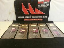 Smith RL60 CMX IFR MX Adult Goggle Replacement Clear Lens Pack Of 5 Off-Road NOS