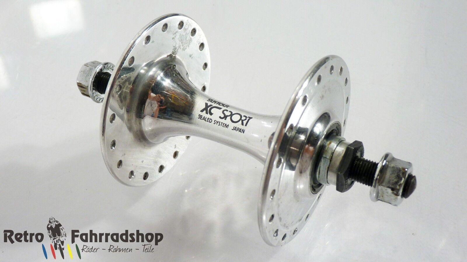 Suntour XC Sport VR MTB Nabe BJ 1985 86 100mm  36 Loch Vintage Hochflansch RAR  100% fit guarantee