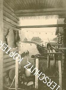 Pfahlbauten am Starnberger See - Starnberg  um 1910   x 43-17
