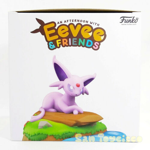 Espeon Figure by Funko Go G2 Pokemon Center An Afternoon with Eevee /& Friends