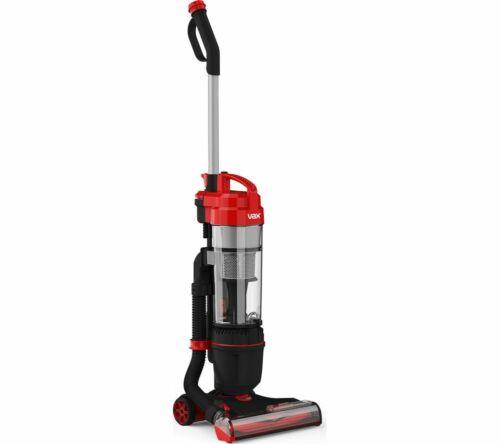 VAX Mach Air Revive UCA2GEV1 Upright Bagless Vacuum Cleaner Grey & Red - Currys