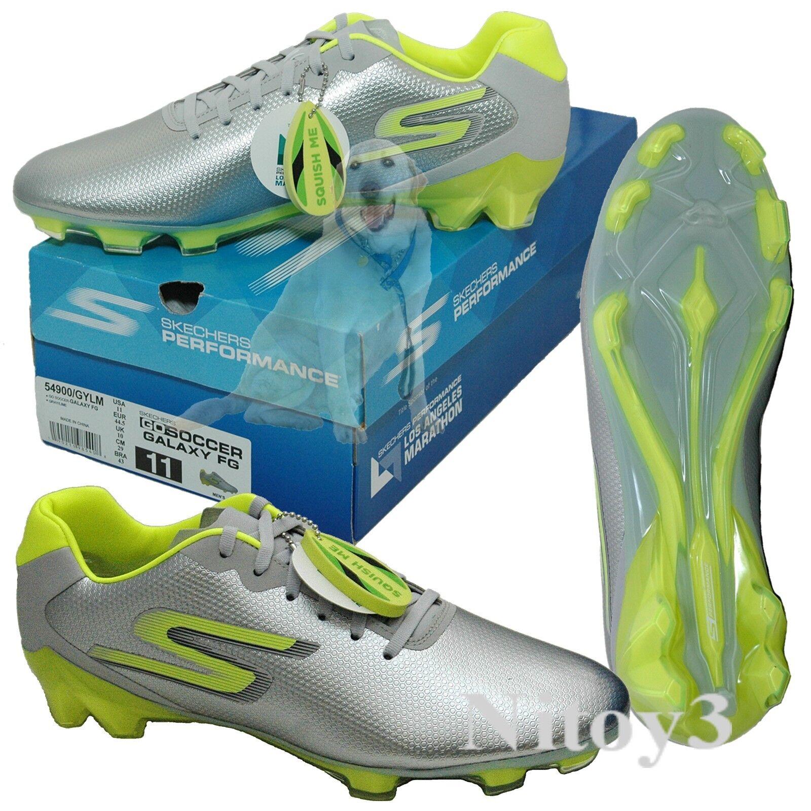 Skchers GO Soccer Galaxy FG Soccer Cleats Sie Größe 11