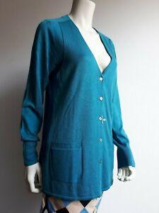 ca00bebc3db MARINA RINALDI Cashmere/Silk Cardigan PLUS size MR M_USA W14_ I 52_D ...