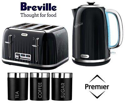 Breville VKJ755 impressions plastique Bouilloire-Noir