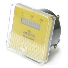 Panel Meter 0 100 Amp Ac With 10 Led Bar Display