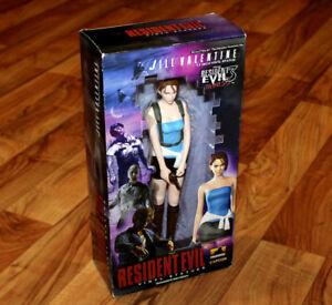 Resident Evil 3 Nemesis Biohazard Jill Valentine Vinyl Statue