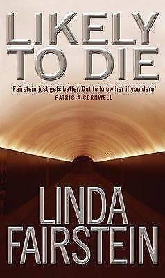 """AS NEW"" Likely To Die (Alexandra Cooper), Fairstein, Linda, Book"