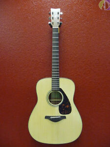 Yamaha FG800 Dreadnought Acoustic Guitar, Solid Top, Free Shipping USA