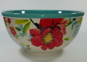 Pioneer-Woman-Ree-Drummond-9-Inch-Stoneware-Bowl-Vintage-Collection-NEW