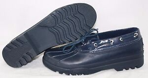 NEW Womens SPERRY Duckling Navy Blue