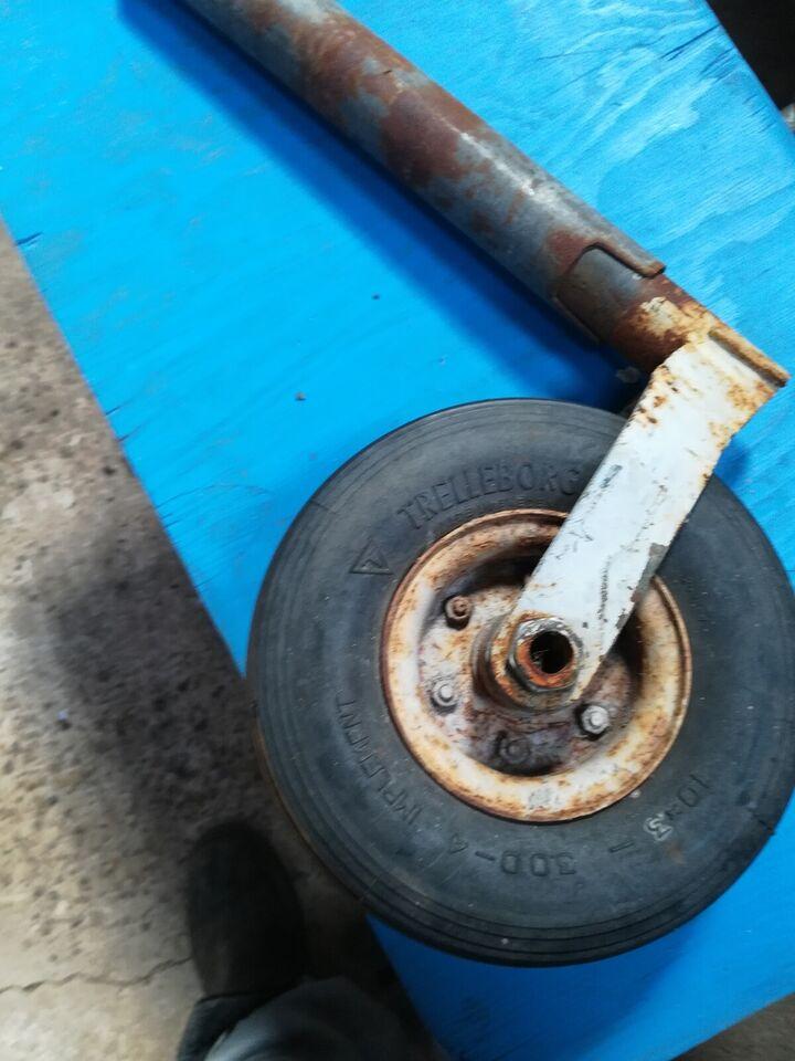 Tilbehør, næsehjul , lastevne (kg): 999