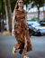 thumbnail 11 - RARE!! 2016 CELINE by PHOEBE PHILO tiger print dress - new FR 38 NWT