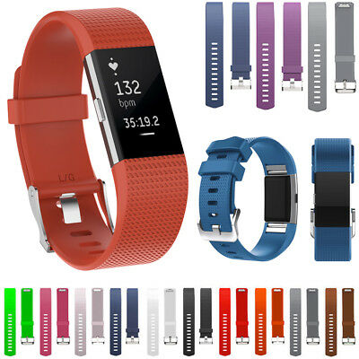 For Fitbit Charge 2 Smart Watch Bands Strap Bracelet Wrist Band Replacement  | eBay