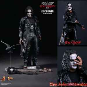HOTTOYS HT 1//6th The Crow Eric Draven Bruce Lee/'s Son Action Figure Collectibles