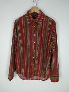 ENERGIE-Camicia-Shirt-Maglia-Chemise-Camisa-Hemd-Tg-XL-Uomo