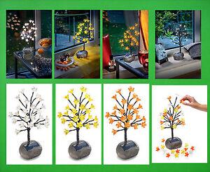 Détails sur Led Éclairage Solaire Table Décoration de Jardin Terrasses  Luminaire Lampe