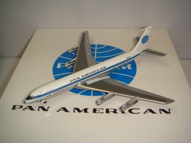le migliori marche vendono a buon mercato Pan Am modellos Pan American American American World Airways PAA B707-300B  Clipper Emerald Isle   elementi di novità