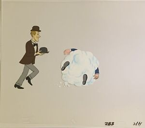 1972 Scooby Doo Movies Laurel & Hardy - Animation Cels.