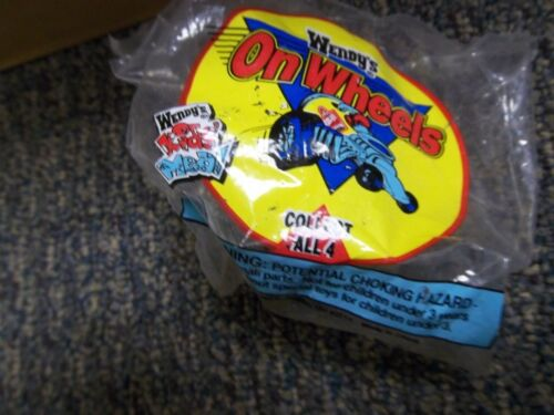 B-122 NEW Wendy's On Wheels Kids Meal TRACTOR  1997