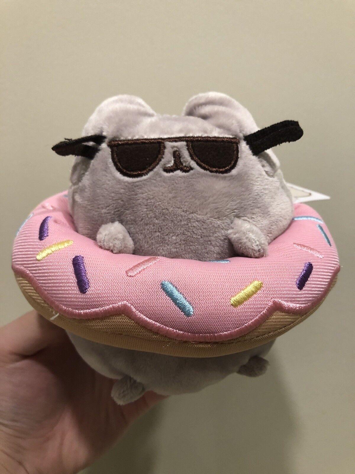 Pusheen macy 's exclusive donut schweben