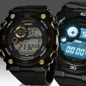 OHSEN-Mens-Womens-12-24-Hrs-Alarm-Military-Army-Digital-Sport-Watch-Quartz-Gold