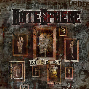 HATESPHERE-Murderlust-Digipak-CD-205850