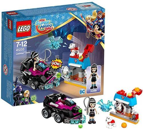41233 Lego DC Super Hero Girls Lashina Tank