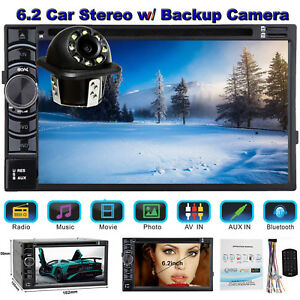 """a1 car stereo  For Audi A1 A5 A6 A7 Car Stereo Radio Double 2DIN 6.2"""" DVD Player  ..."""