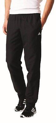 Adidas Performance Hommes Pantalon de Survêtement Essentials Stanford Ch Noir | eBay