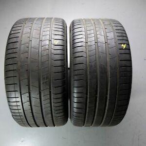 2x-Pirelli-P-Zero-mo1-295-30-r20-101y-pneus-d-039-ete-DOT-3316-6-5-mm