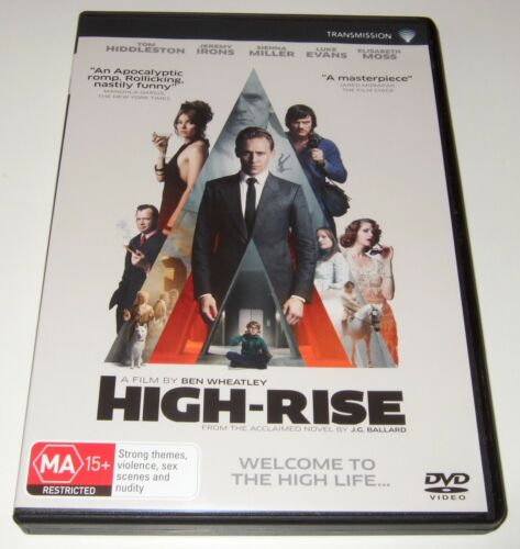1 of 1 - High-Rise (DVD, 2016)