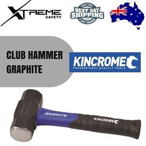 Kincrome-Club-Hammer-Graphite-1-35kg-3lb-K9063