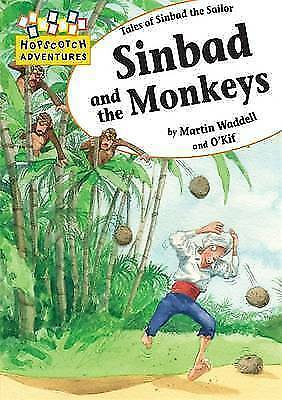 Waddell, Martin, Sinbad and the Monkeys (Hopscotch Adventures), Very Good Book