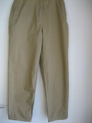 Focoso Vintage Années 80 Active Wear Pantalon T 40 Coupe Classique 100 % Coton