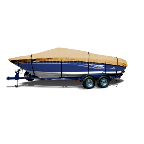 Deluxe YAMAHA LS 2000 Bowrider BR Trailerable All Weather Boat Cover Gold