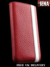 SENA CORSA DESIGNER CASE FOR iPHONE 4/4S Red White
