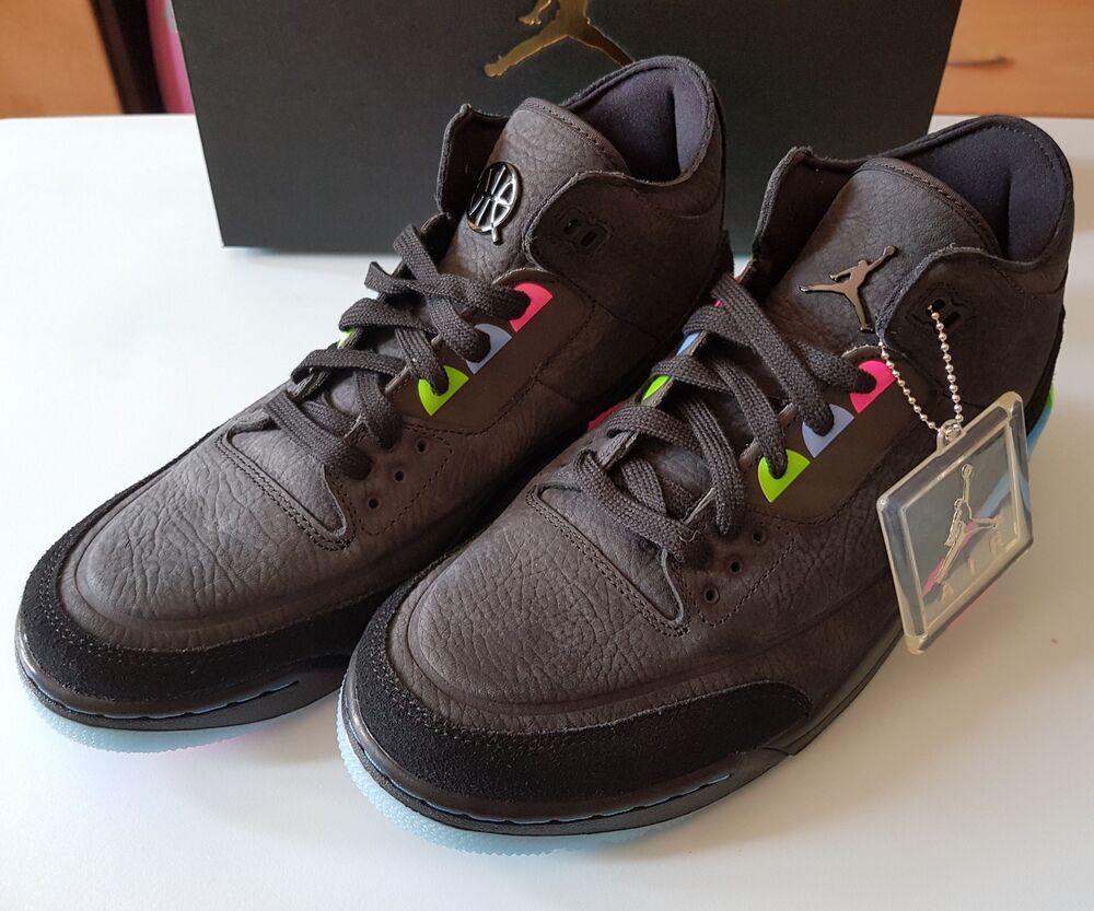 Nike Air Jordan 3 Retro SE QUAI 54 Q54-taille - 9 Chaussures de sport pour hommes et femmes