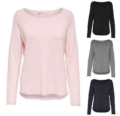 ONLY Damen Onlmila Lacy L//S KNT Noos Pullover