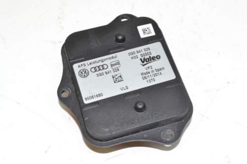 VW Passat 3G B8 14 Steuergerät Leistungsmodul LED Scheinwerfer mit Kurvenlicht