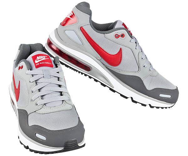 NIKE Air Max Direct Sneaker Schuhe Freizeit White Red Gr:48,5 US:14 One NZ VT