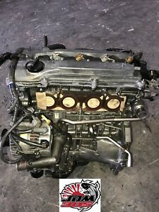 Details about 2009-2010 TOYOTA COROLLA XRS 2 4L DOHC 4 CYLINDER VVTI ENGINE  JDM 2AZ-FE 2AZ