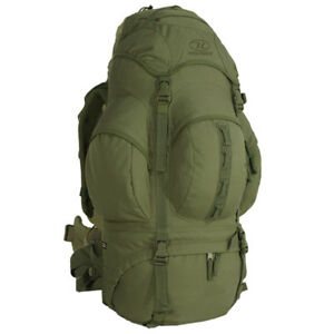 Waterproof Army Rucksack Backpack Pro-Force Combat Cadet Forces 66 ...