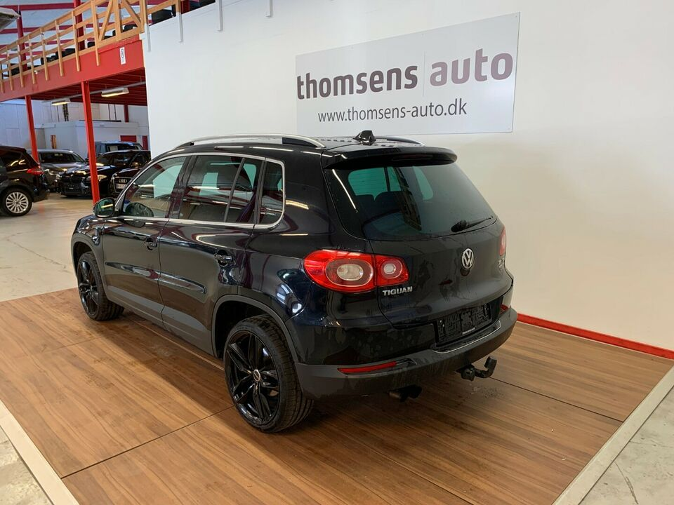 VW Tiguan 2,0 TDi 140 Sport & Style 4M Diesel 4x4 4x4 modelår