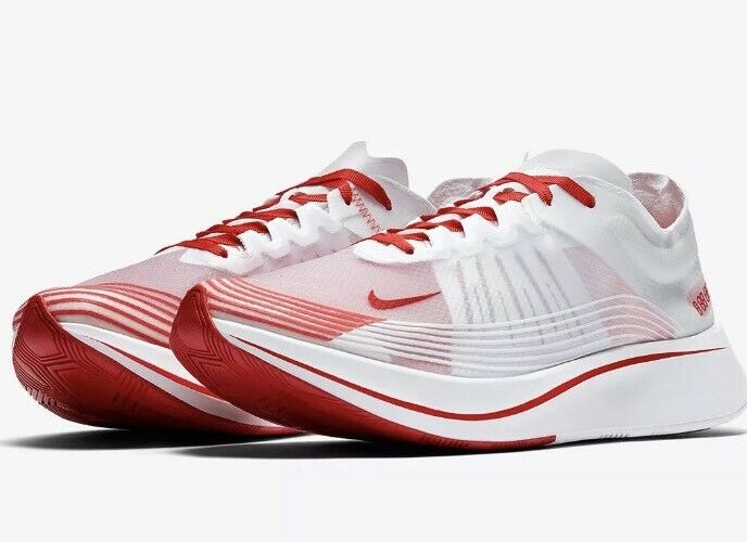 Nike Zoom Fly SP Tokyo Running Shoes -Size 10.5 AJ9282 100 NEW