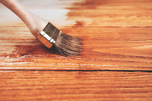 Natur Leinol Holzschutz Holzpflegeol Holzol Aussen Naturholz