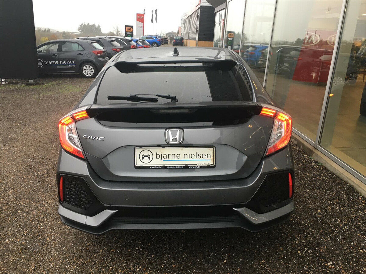 Honda Civic 1,6 i-DTEC Elegance - billede 5