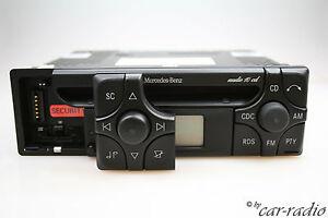 Mercedes-Original-CD-Autoradio-W124-W126-W140-W168-W201-W202-Alpine-Becker-Radio