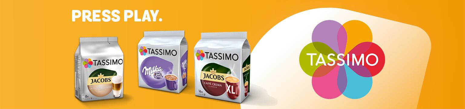 10% extra auf Tassimo Kaffee